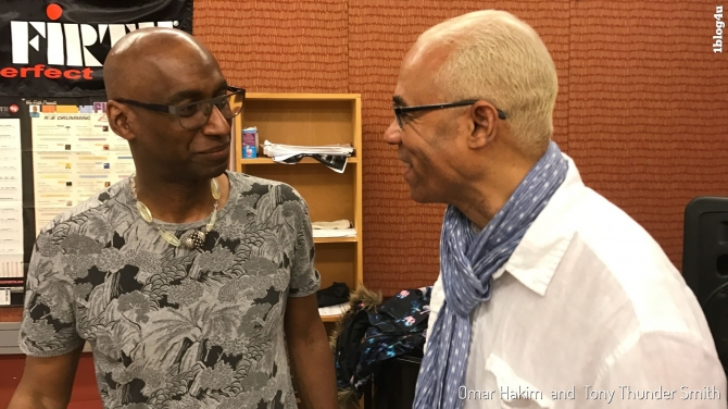 OMAR HAKIM - Berklee College of Music Boston - Gabriella Ruggieri & partners