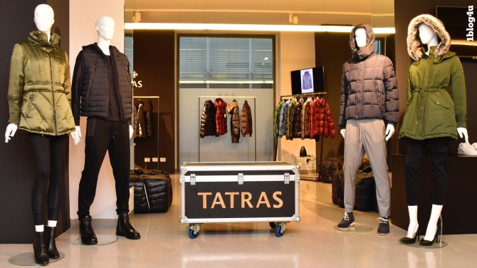 TATRAS down jackets - Gabriella Ruggieri & partners